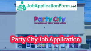 Party-City-job-application-form-300x171 Job Application Form Online For Year Olds on