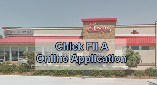 Chick Fil A Job Application Form 2017 | Jobapplicationform.net