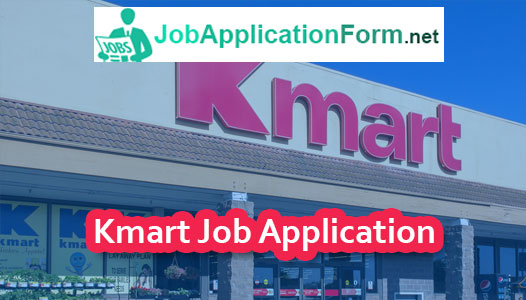Kmart Job Application Online