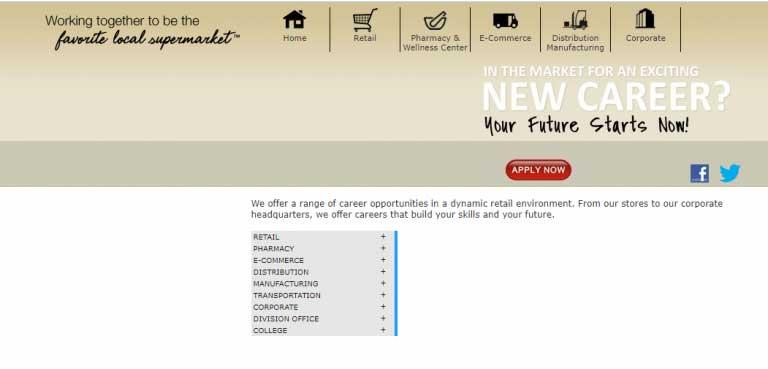 Save Mart Application
