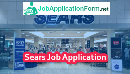 Sears Job Application Online