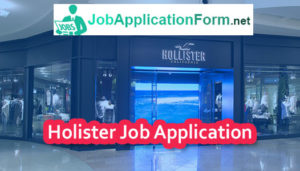 hollister application online  pdf 2019  careers how to