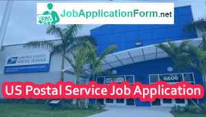 United States Postal Service Usps Application Online Pdf 2020 Careers How To Apply Positions And Salaries