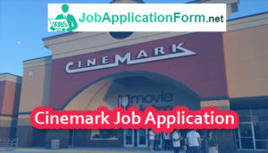 cinemark job application form