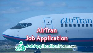 AirTran Job Application Form