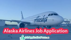 Alaska Airlines Job Application Form