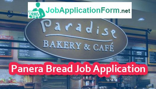 Panera Bread Job Application Online