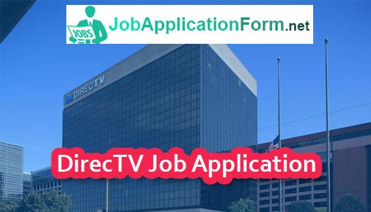DirecTV Application Online