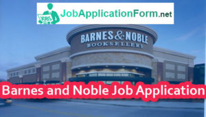 barnes and noble application form 2019 86619