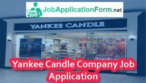 Yankee Candle Company Jobs