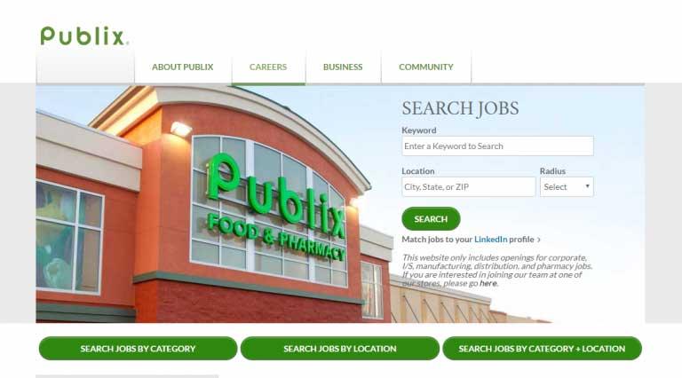 Publix Application