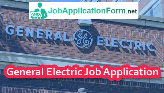 General Electric Application Online