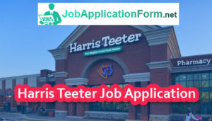 harris teeter job application online