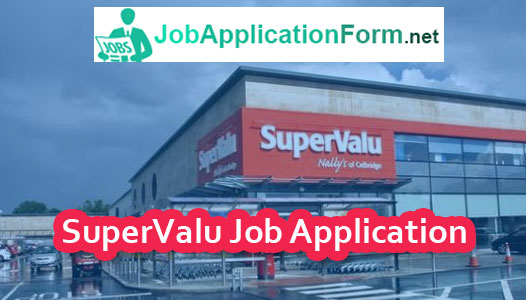 SuperValu Application Online