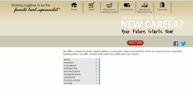 safeway-application Safeway Application Form on