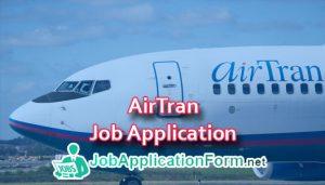 AirTran Job Application Form