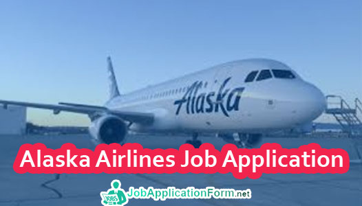 Alaska Airlines Application Online & PDF 2019