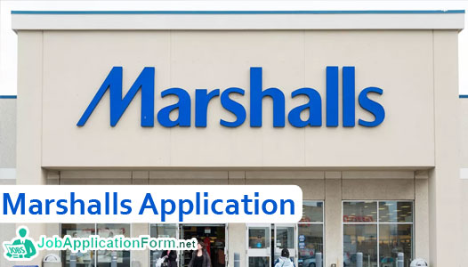 Marshalls Job Application