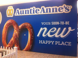 Auntie Anne's Application