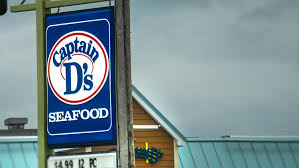 Captain D's Seafood Restaurant Application