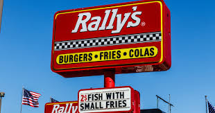 Checkers and Rally's Application