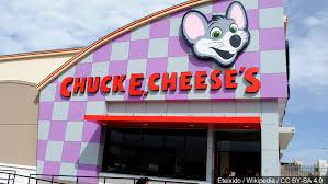 Chuck E. Cheese's Application