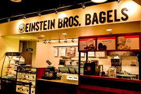 Einstein Bros Bagels Application