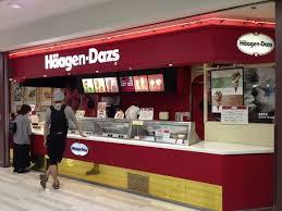 Haagen-Dazs Application
