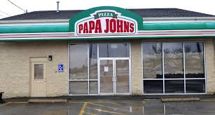 Papa John's Pizza Application