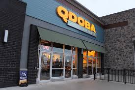 Qdoba Mexican Eats Application