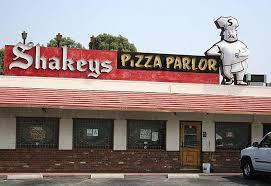 Shakey's Pizza Application