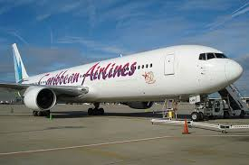 Caribbean Airlines Application