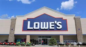 Lowe's Application