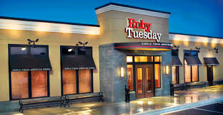 Ruby Tuesday Application Online