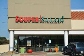 Souper Salad Application Online