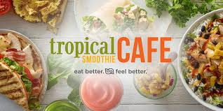 Tropical Smoothie Application Online