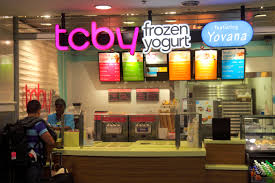 TCBY Application Online