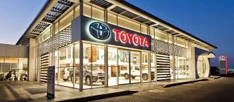 Toyota Application Online