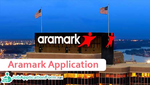 Aramark Application Online