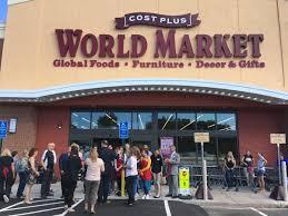 Cost Plus World Market Application