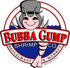 Bubba Gump Application Online