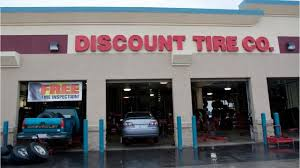 Discount Tire Company Application