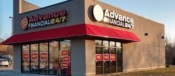 Advance Financial Application Online