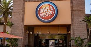 Dave and Buster's Application Online