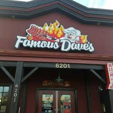 Famous Dave's Application Online