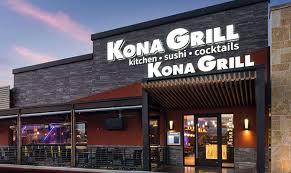Kona Grill Application Online
