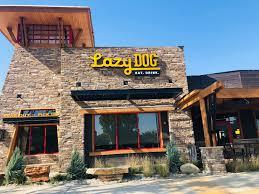 Lazy Dog Restaurant and Bar Application Online