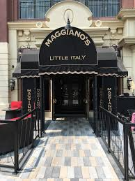 Maggiano's Little Italy Application Online