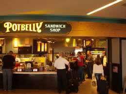 Potbelly Sandwich Shop Application Online