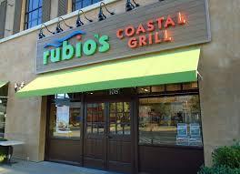 Rubio's Coastal Grill Application Online